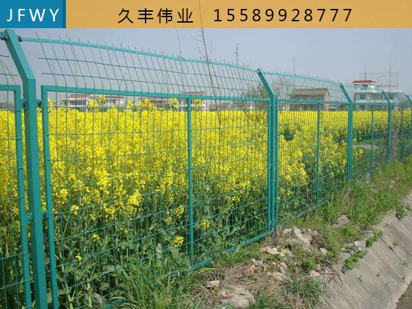 丝网护栏JFWY-07