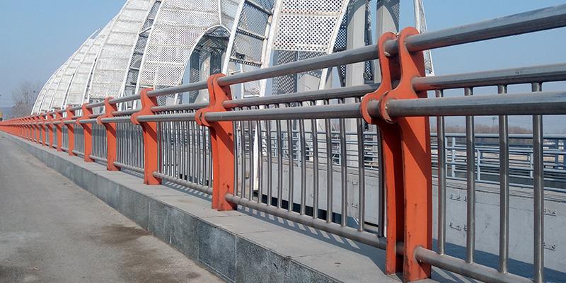 道路河道桥梁栏杆案例