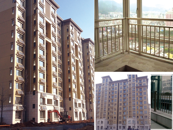 力诺集团公共租赁住房项目