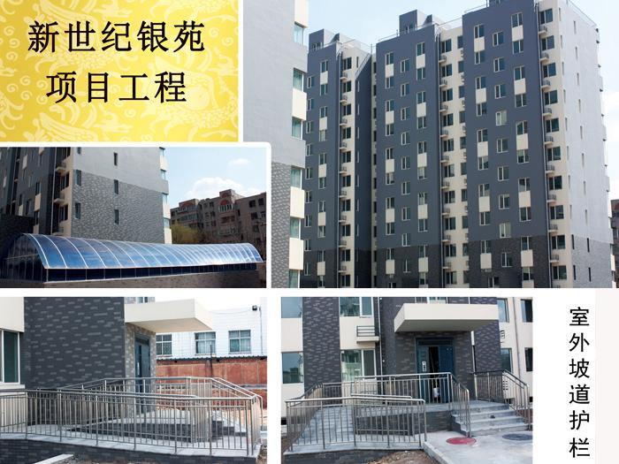 新世纪银苑项目工程